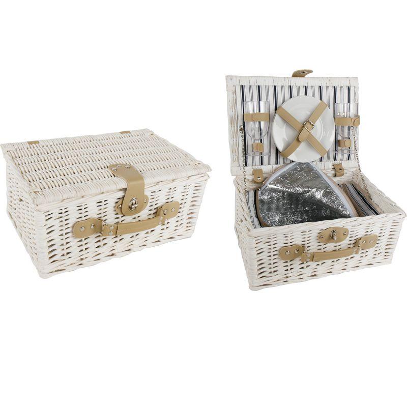 picknickkorb 2 personen weide picknickk rbe k hltasche. Black Bedroom Furniture Sets. Home Design Ideas