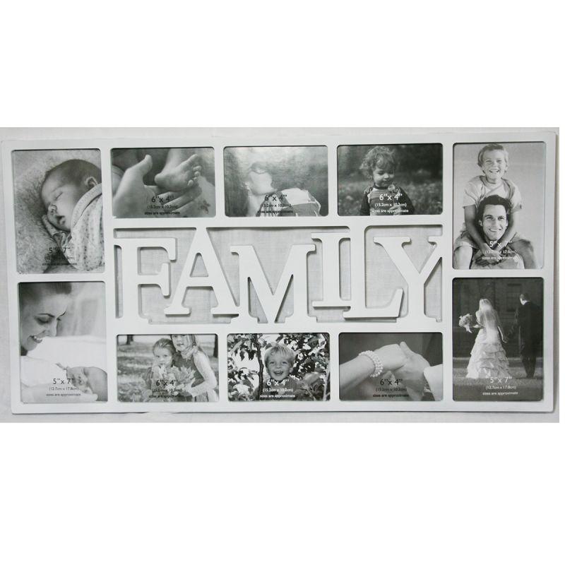bilderrahmen family 73 x 37 cm wandbilderrahmen. Black Bedroom Furniture Sets. Home Design Ideas