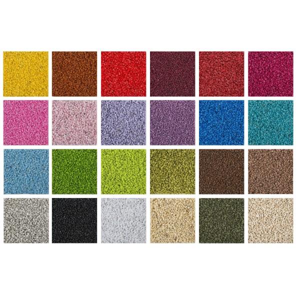 Granulat zur Dekoration 1 kg Beutel - 2,0 - 3,0 mm