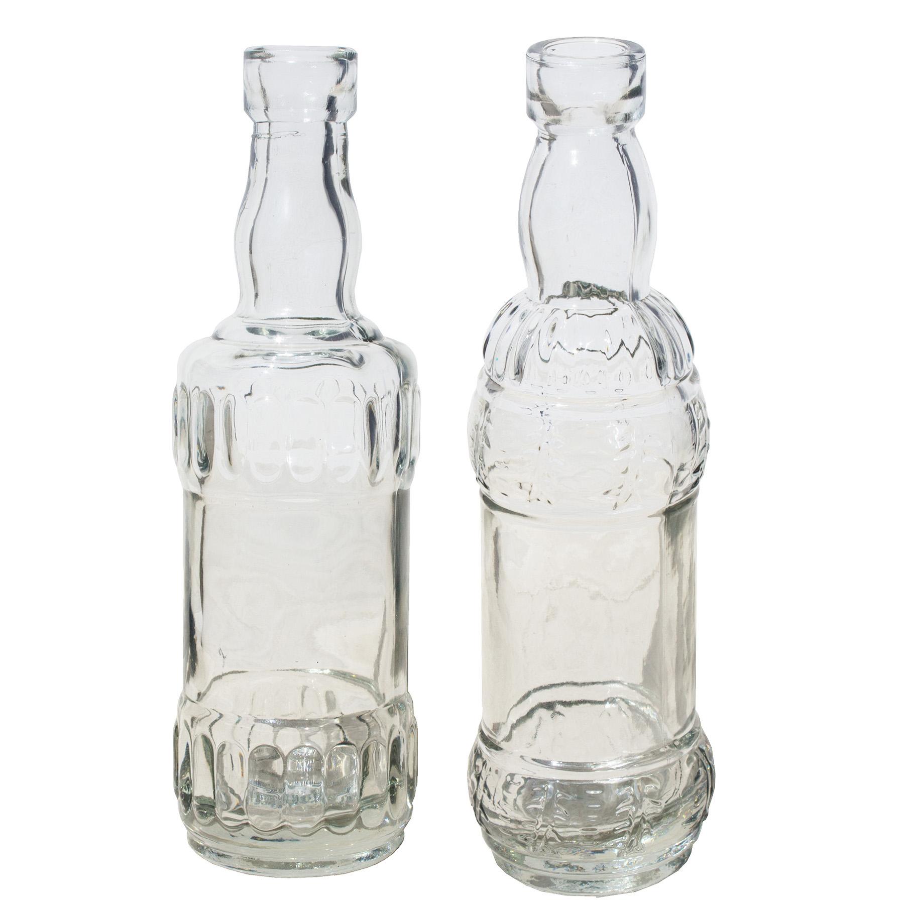 Christbaumkugeln Champagnerfarben.12 X Vasen Mini Aus Glas H 16 Cm 2 Fach Sortiert Dekoband 6 Meter