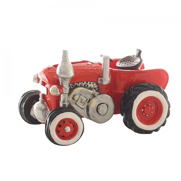 Spardose Traktor 14 X 9 cm
