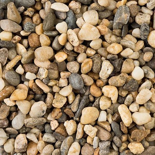 Naturkiesel-Donaukiesel 8 - 16 mm, 1Kg