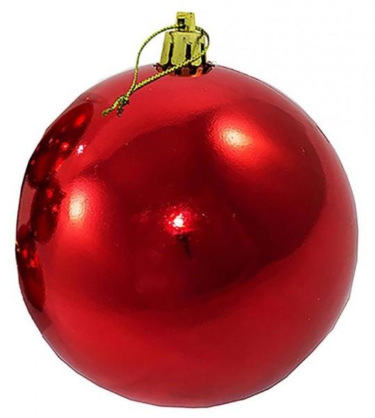 XXL Weihnachtskugeln für den Außenbereich, frostsicher und wetterfest 20 oder 30 cm