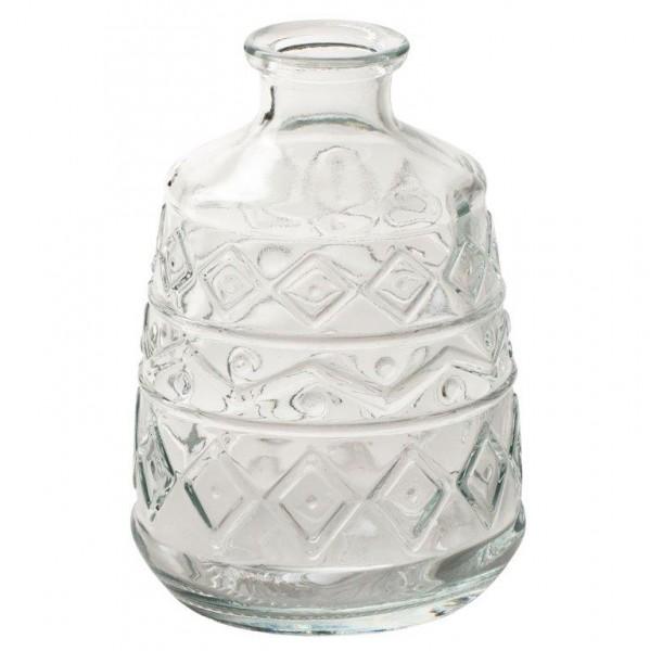 Vasen aus Glas im stilvollem Vintage-Look