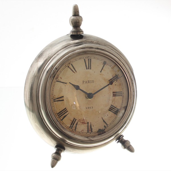 """Tischuhr """"Paris"""", H 25,5 cm"""