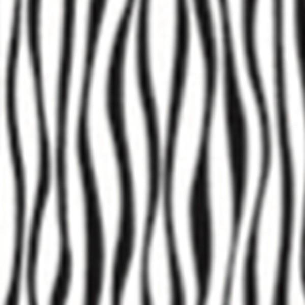 """3 Rollen Dekofolie selbstklebend 200 x 45 cm/ pro Rolle """"Zebra"""""""