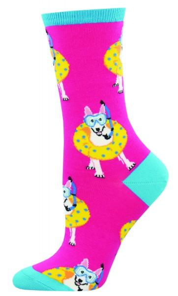 Socksmith Damen Socken in witzigen Designs