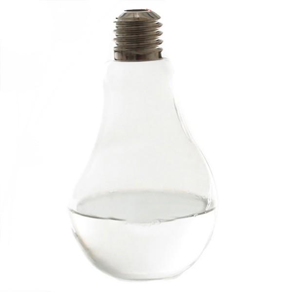 """12 x Deko-Vase """"Glühbirne"""" 11 cm"""