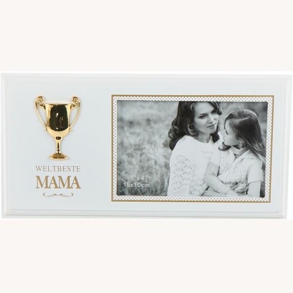 """Fotorahmen """"Weltbeste Mama"""""""