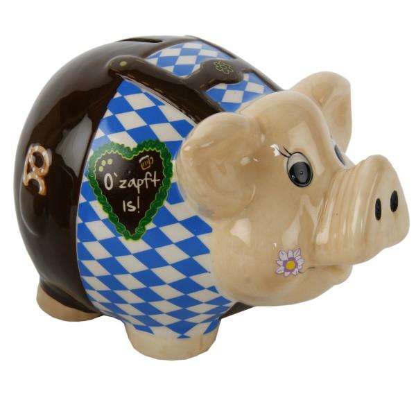 """Sparschwein Oktoberfest """"o zapft is"""""""