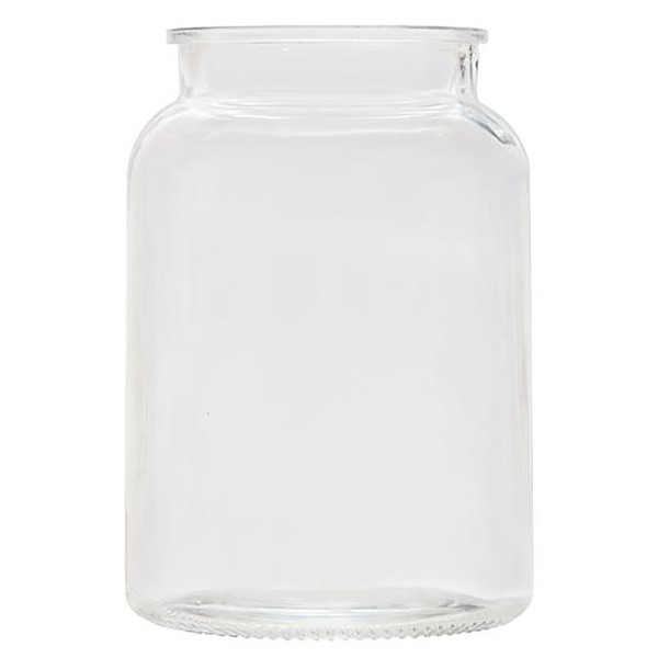 12 x Glasflasche Willy H 16,5 cm