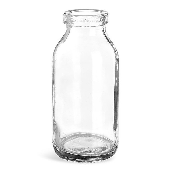 12 x Glasflaschen, Vasen, Dekoflaschen H 10,5 cm, H 16 cm