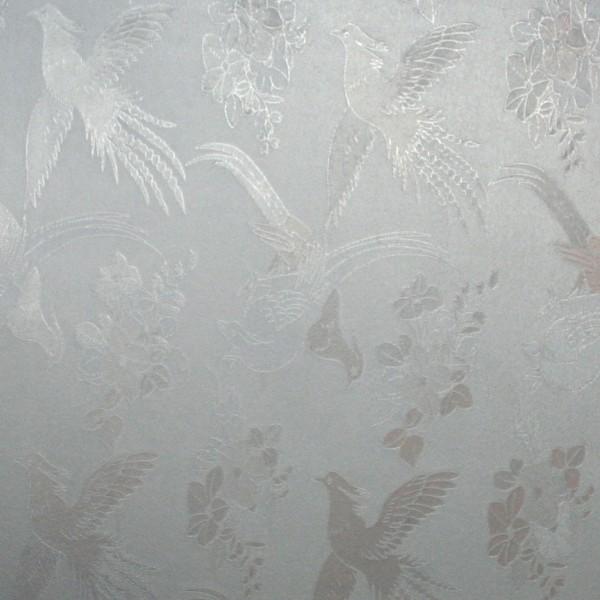 """3 Rollen Sichtschutzfolie """"Vögel"""" selbstklebend 200 x 45 cm/pro Rolle"""