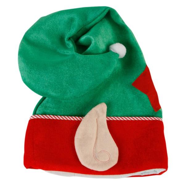 """Weihnachtsmütze """"Wichtel-Elf"""" 30 x 70 cm"""