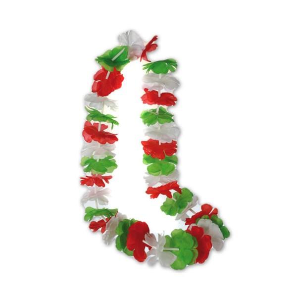 """Hawaikette de Luxe """"Italien"""" 74 Blüten"""