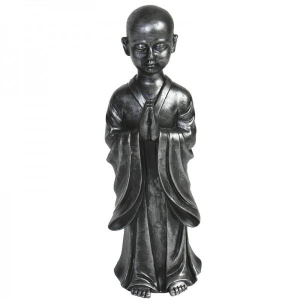 Mönch Tongmao, schwarz H 34cm