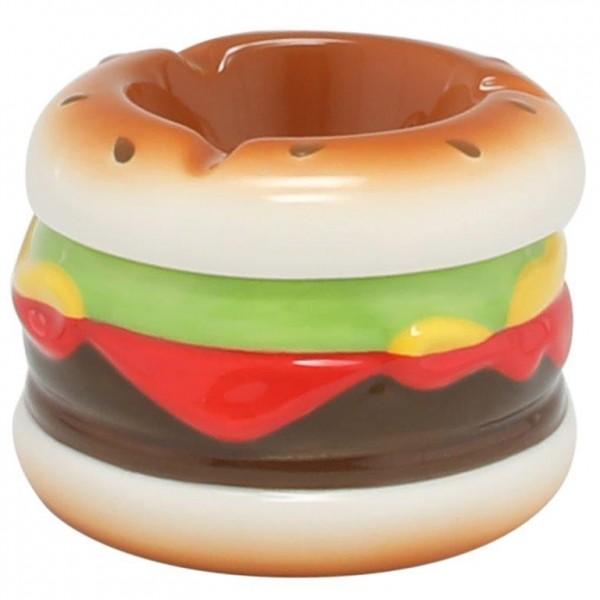 """Windaschenbecher """"Hamburger"""" aus Dolomite Ø 10 cm"""