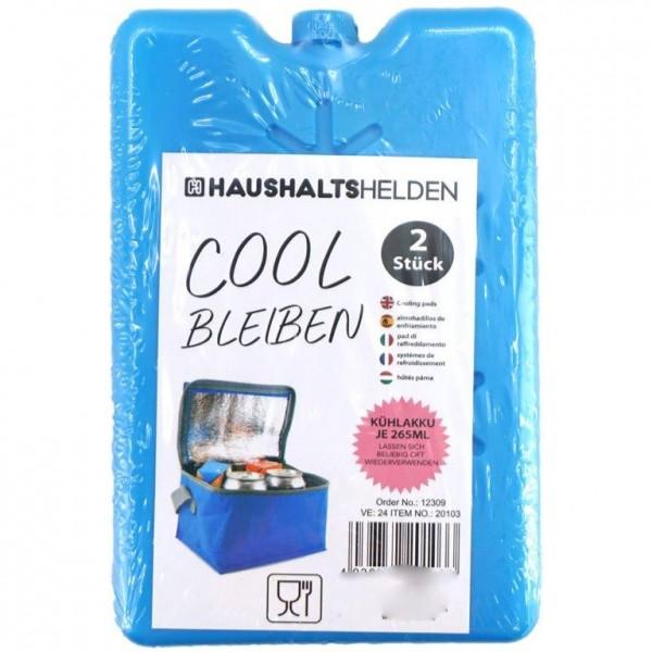 Kühlakkus für die Kühltasche oder Kühlbox