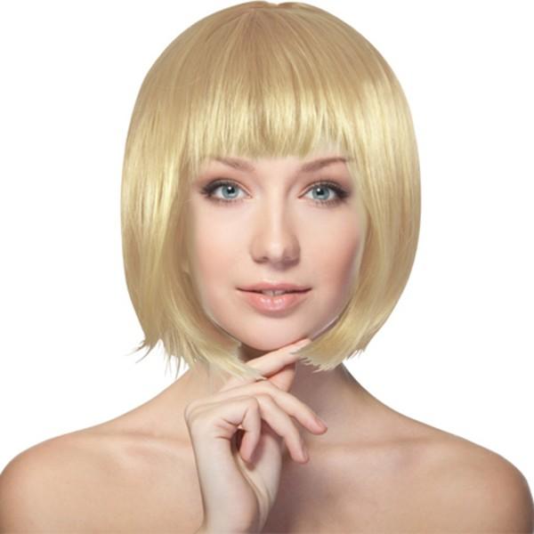 """Perücke """"Bob"""" blond"""
