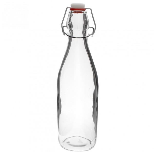 12 Stück Flaschen mit Bügelverschluß 250 ml