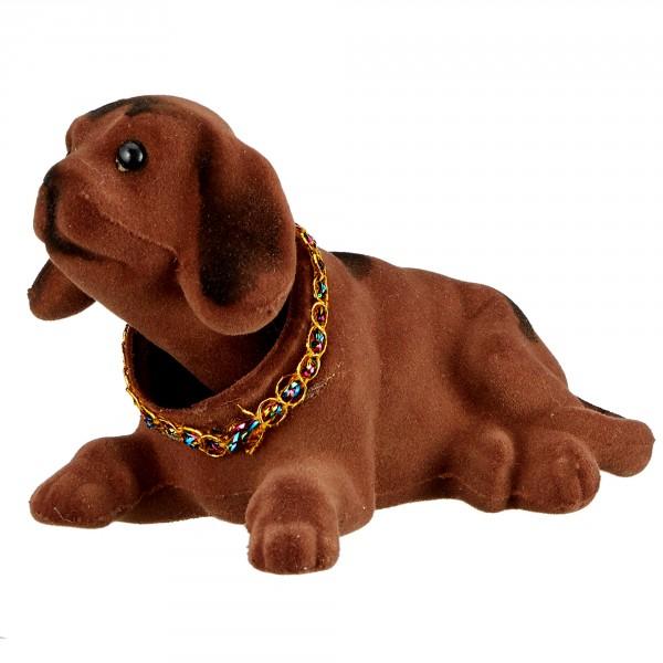 Wackelhund 16 x 6 cm