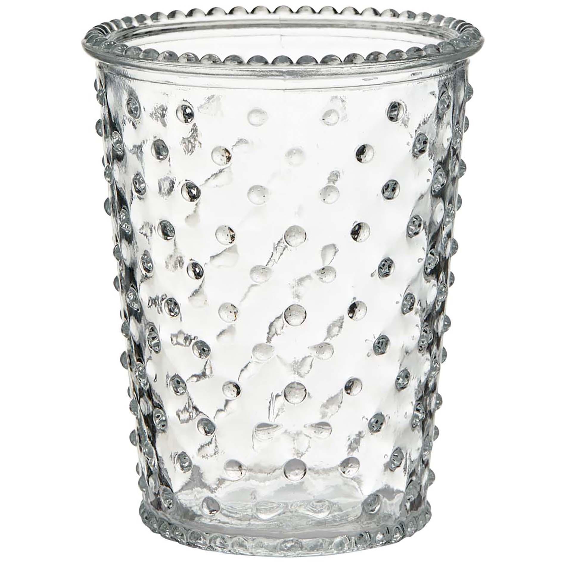 12 x Keramiktopf H 7 cm Teelichthalter Teelichtgläser Blumenübertopf Windlichter