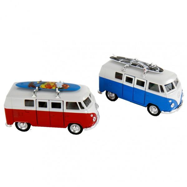 2-tlg. Set VW T1 Bus Volkswagen Edition (1963) 1:38