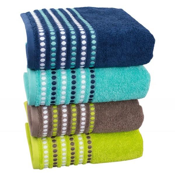 Handtuch - Duschtuch 100 % Baumwolle