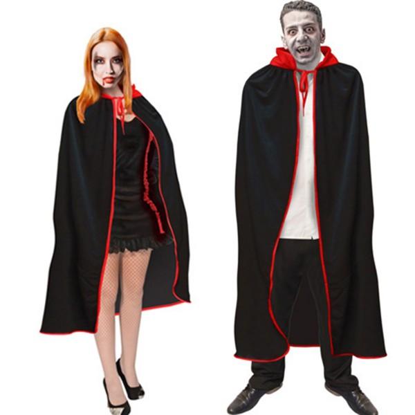 "Umhang ""Vampir"" L 107 cm, Damengröße"