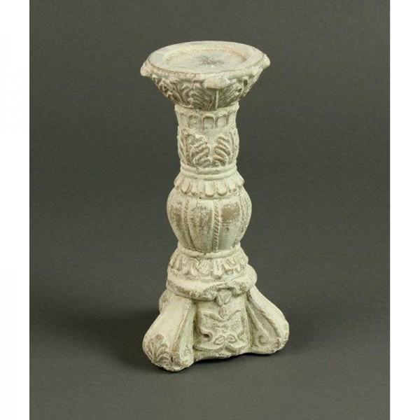 Keramik Kerzenleuchter, H 23 cm