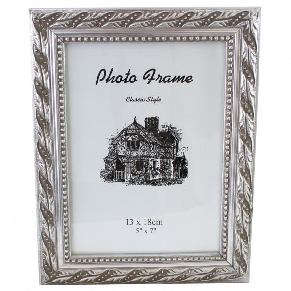 Fotorahmen aus Holz für Fotogröße 17 x 22 cm