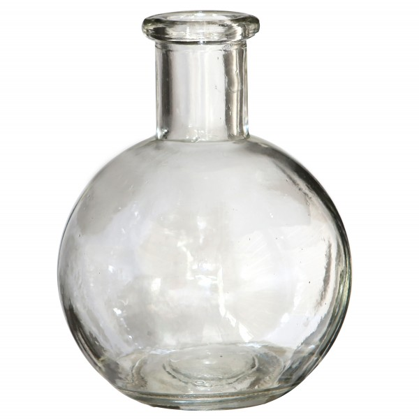 24 x Vasen in runder Form - Kugelvasen H 10 cm