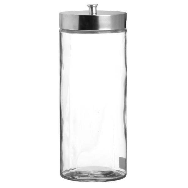 Vorratsglas mit Schraubverschlussdeckel 800 ml / 1300 ml / 2200 ml