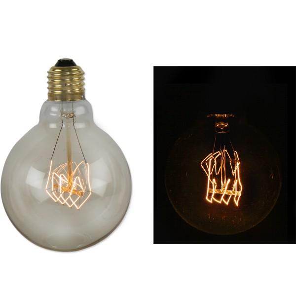 """Glühbirne """"Antik Edison Design No 2"""""""