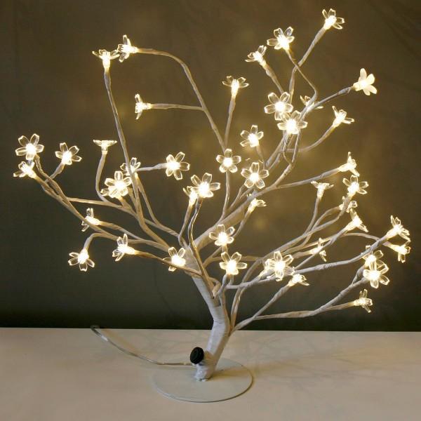 LED-Baum mit 48 LEDs, outdoor H 45 cm
