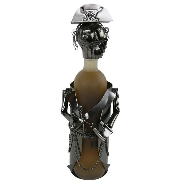 Flaschenhalter Pirat Jack 49 cm