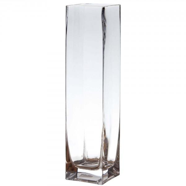 """Vase """"Wika"""" in quadratischer Form"""
