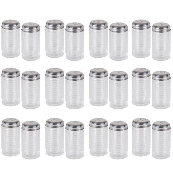 12 x Set Salz-und Pfefferstreuer 90 ml