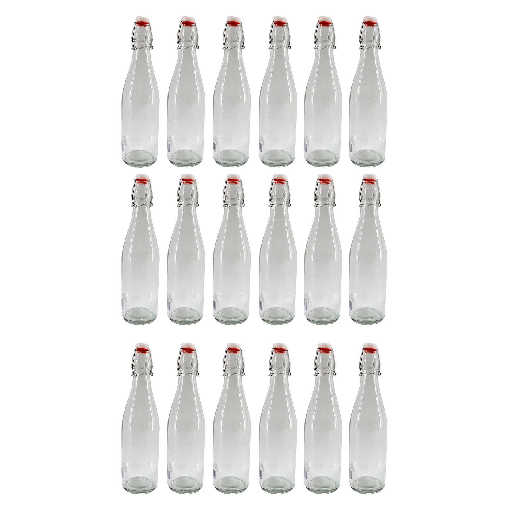 18 x flasche mit b gelverschluss 500 ml annastore. Black Bedroom Furniture Sets. Home Design Ideas