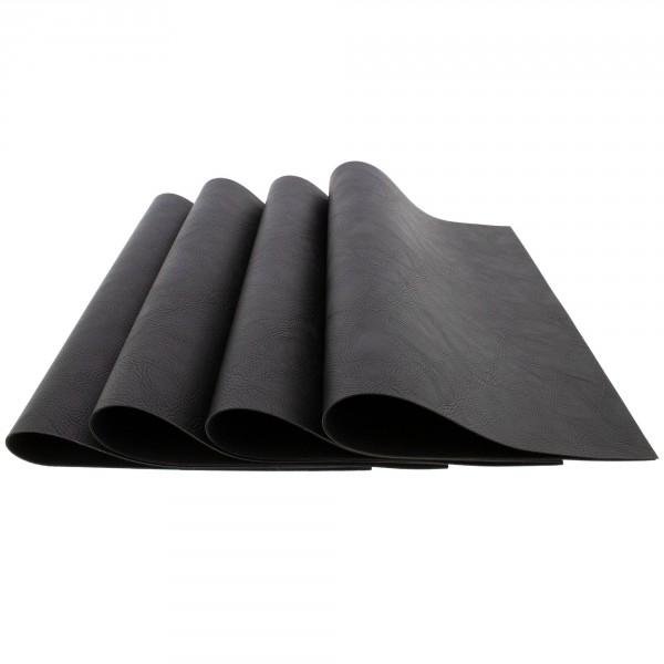 2 tlg. Tischset Lederoptik 32 x 44 cm
