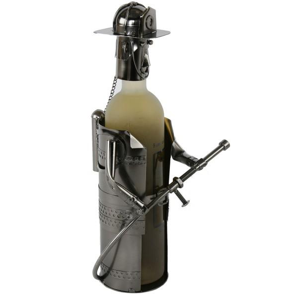 Flaschenhalter FEUERWEHRMANN